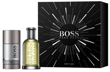 Hugo Boss Bottled 50ml EDT + 75g Deostick New Design