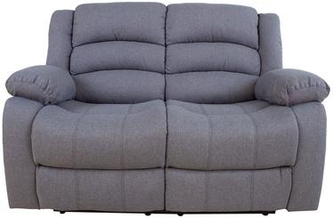 Диван-кровать Home4you Malina 13852, серый, 90 x 153 x 101 см