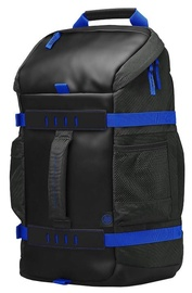 "HP Notebook Backpack For 15.6"" Black/Blue"