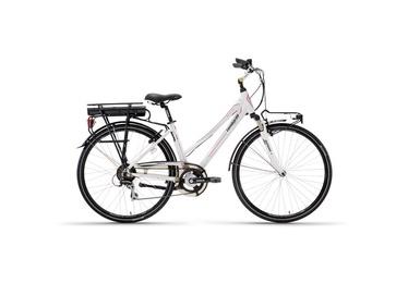 "Elektrinis dviratis Lombardo E-Modena, 28"", be krepšio"