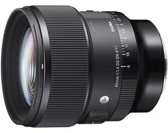 Objektiiv Sigma 85mm F1.4 DG DN, 625 g