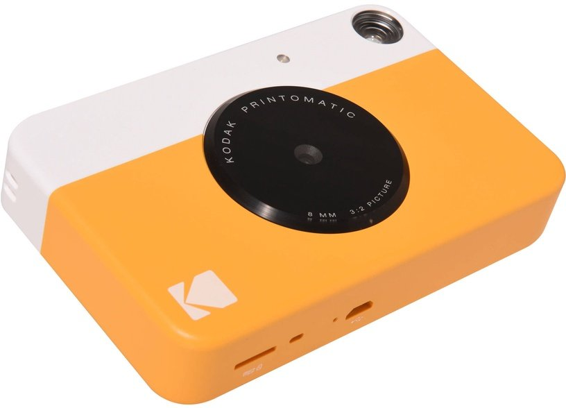 Kodak Printomatic Yellow