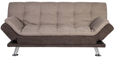Home4you Sofa Bed Roxy Beige/Brown 11685