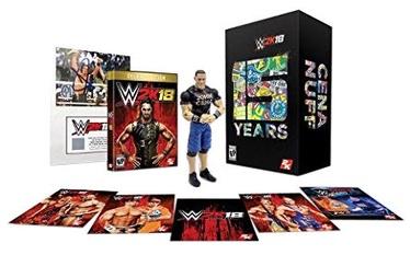WWE 2K18 Cena Edition Xbox One