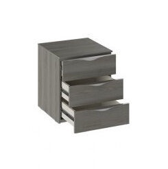 MN Liberti Night Stand Hudson Grey