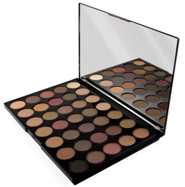 Makeup Revolution Pro HD Matte Amplified 35 Palette 30g Luxe