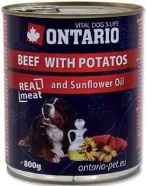 Ontario Beef With Potatoes 800g