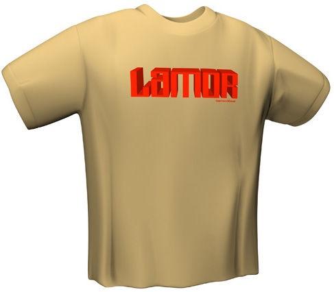 Футболка GamersWear Lamor T-Shirt Brown XL