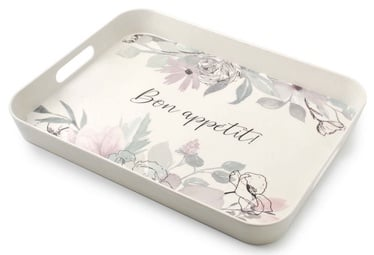 Mondex Bon Apetit Bamboo Decorative Tray