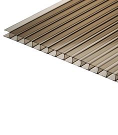 Polikarbonato plokštė, 0,6 x 200 x 105 cm