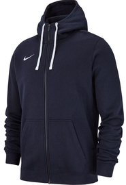 Nike Men's Sweatshirt Team Club 19 Full-Zip Fleece AJ1313 451 Dark Blue L