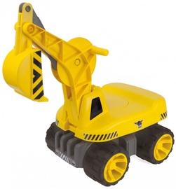 BIG Power Worker Maxi Digger Yellow