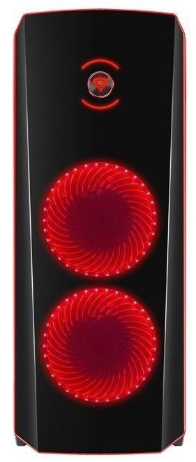 Natec Midi Tower Titan 700 Red
