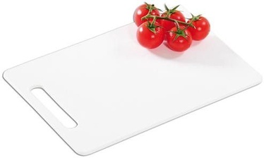 Kesper Plastic Chopping Board 24 15 White