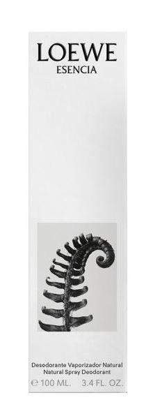 Loewe Esencia Deodorant Spray 100ml White