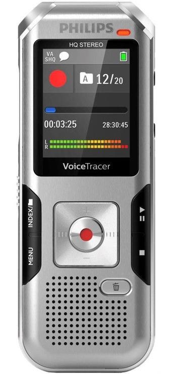 Diktofon Philips DVT4010, 8 GB