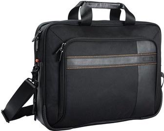 """Addison Notebook Bag 17.3"""" Black"""