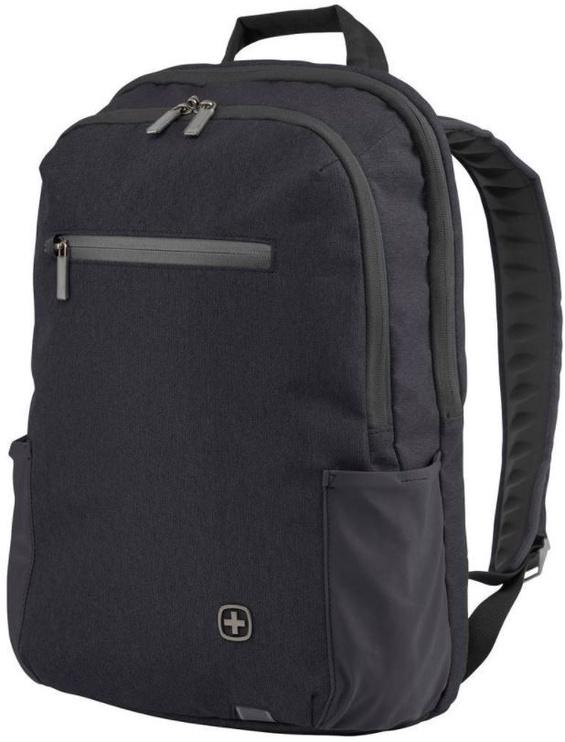 Wenger Laptop Backpack + Tablet Pocket 16'' Black