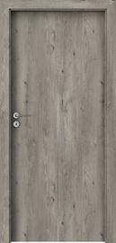Полотно межкомнатной двери Porta line H1, дубовый, 203 см x 64.4 см x 4 см