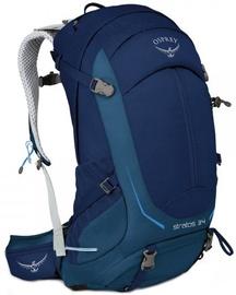 Osprey Stratos 34 M/L Blue