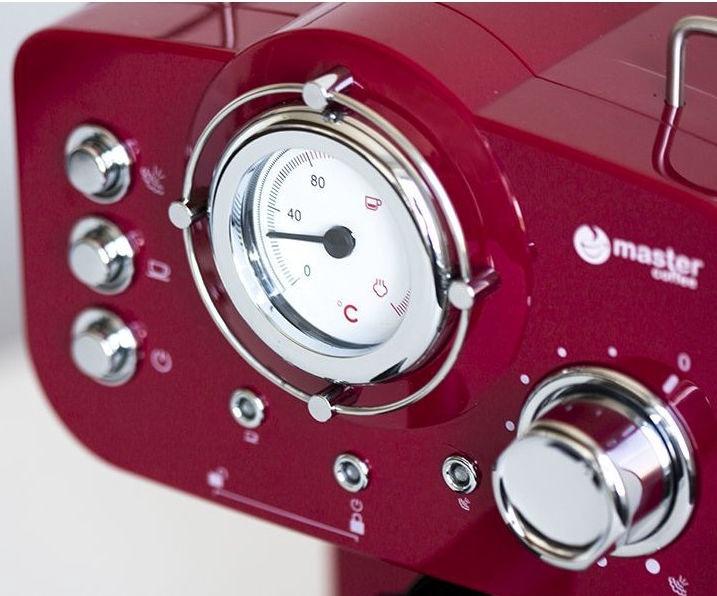Kavos aparatas Master Coffee MC503 Red