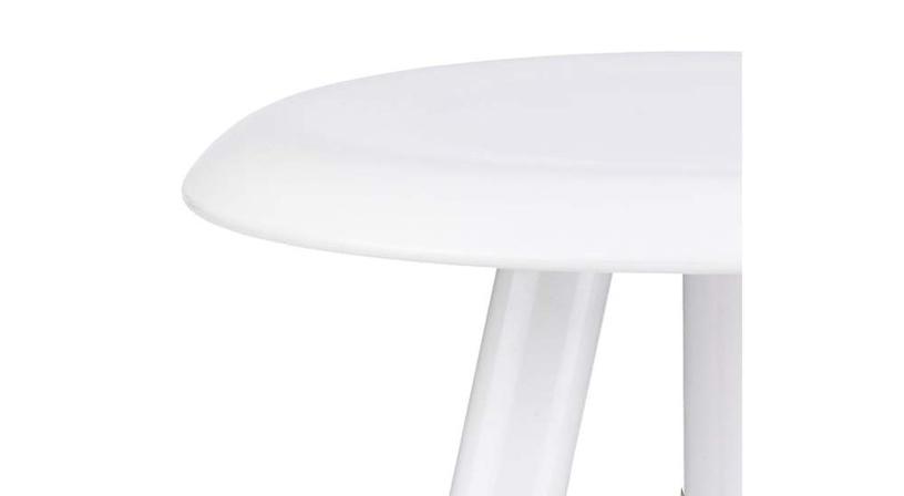 Baro kėdė Halmar H-50 White, 1 vnt.