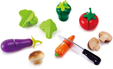 Hape Garden Vegetables 8pcs E3161B