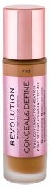 Makeup Revolution London Conceal & Define Foundation 23ml F11.5