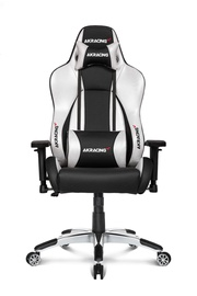 AKRacing Masters Premium Gaming Chair Silver