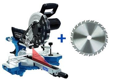 MITRE SAW HM 254 AND ADDITIONAL SAWBLADE