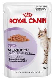 Konservuotas ėdalas suaugusioms katėms Royal Canin Sterilised, 85 gr