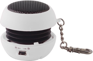 Belaidė kolonėlė Setty Pocket Speaker, balta