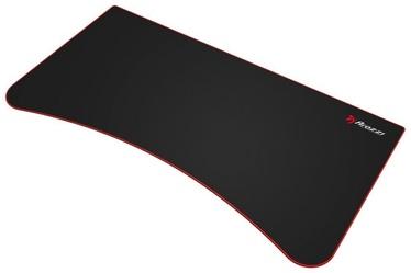 Коврик для мыши Arozzi Arena, черный/красный