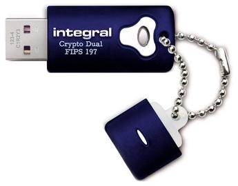 Integral Crypto Dual 3.0 8GB