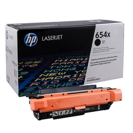 HP Toner 654X Black