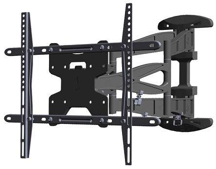 """Televizoriaus laikiklis NewStar LED-W550 Wall Mount 32-60"""" Black"""
