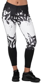 Asics 7/8 Tight 154560-100 Calligraphy Brilliant White L