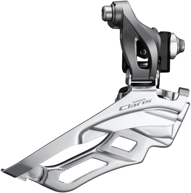 Shimano Claris FD-R2030 Triple Brazed On Grey