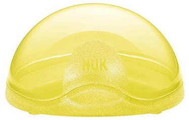 Nuk Soother Holder Yellow 10750214
