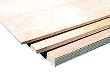 Faneros juosta, 1500 x 40-45 x 6 mm