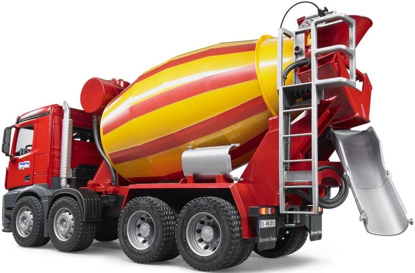 Bruder MB Arocs Cement Mixer Truck 03654