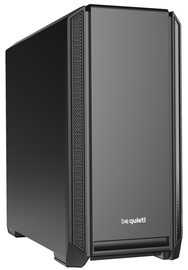 Be quiet! PC Case Silent Base 601 Black
