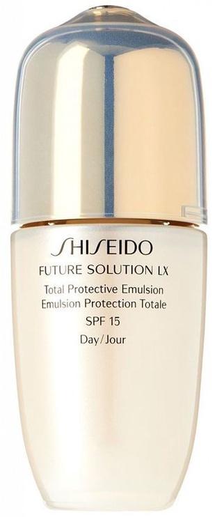 Shiseido Future Solution Lx Total Protective Emulsion SPF15 75ml