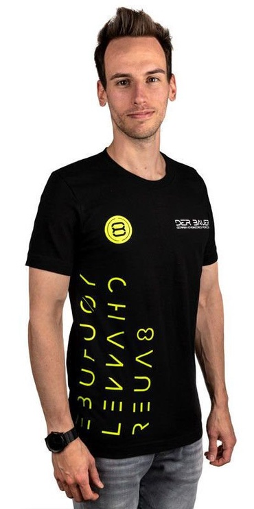 Der8auer T-Shirt YT-Design M
