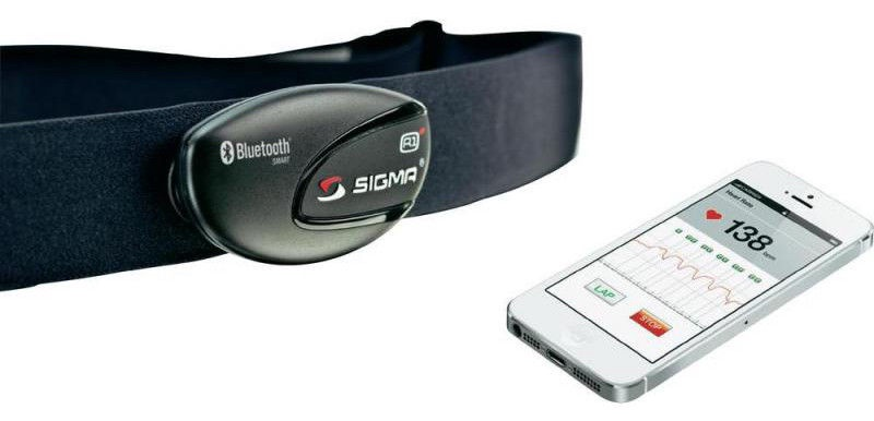 Sigma R1 Comfortex with Bluetooth Smart