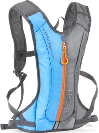 Spokey Hydro Bicycle Backpack Gray/Blue 2l