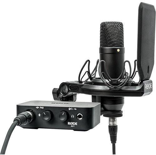 RØDE AI-1 Complete Studio Kit