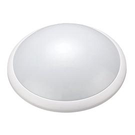 LAMPA AR KUST.SENS. ST705F 16W IP44 BALT (VAGNER SDH)