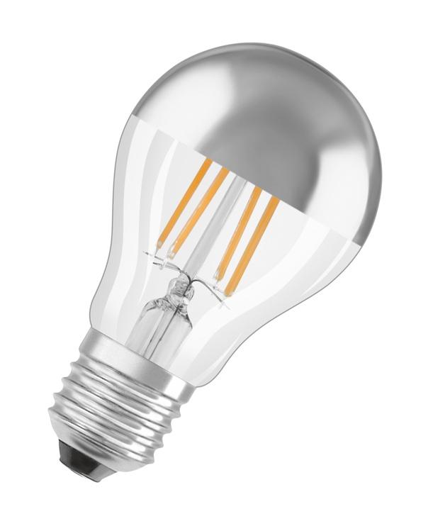 LAMPA LED FIL MIRROR A60 4W E27 827 400L