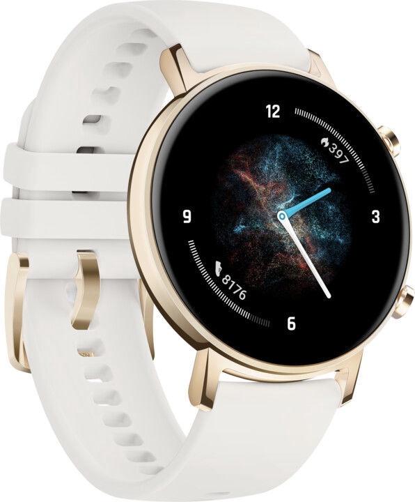 Išmanusis laikrodis Huawei GT 2 42mm, balta